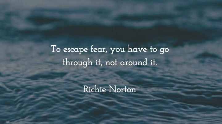 Fear is Opportunity